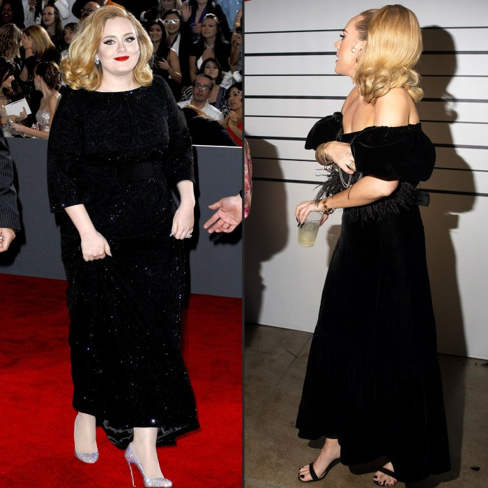 Adele's Weight Loss Transformation: Singer's Lost About 70 Lbs