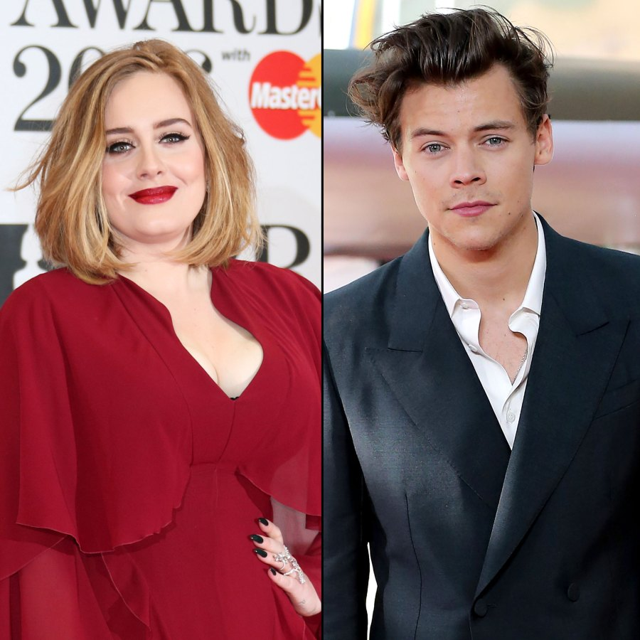 Adele and Harry Styles Spotted Vacationing Together in Anguilla