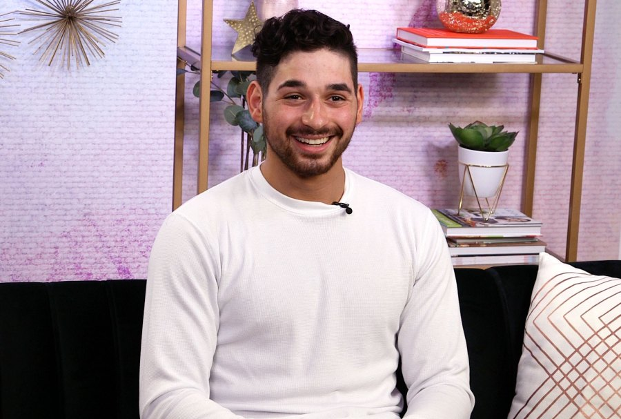 Alan Bersten AMI Interview Is Done Dating His Dancing With the Stars Partners