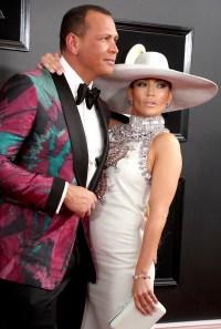 Alex-Rodriguez-and-Jennifer-Lopez-Grammys-PDA