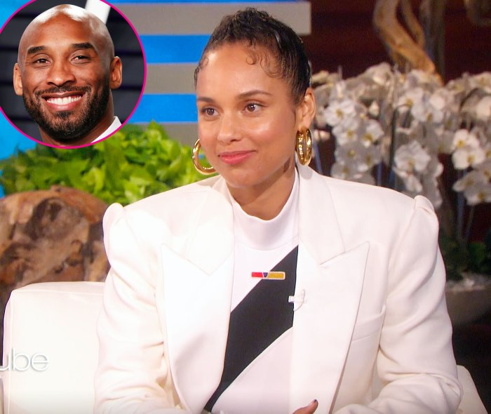 Alicia Keys Admits She Was Freaking Out About Hosting Grammys 2020 After Kobe Bryant Death
