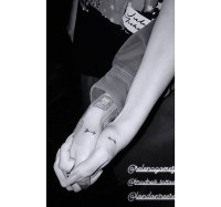 All of Selena Gomez's Tattoos - Arrow