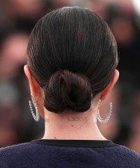 All of Selena Gomez's Tattoos - Roman Numerals