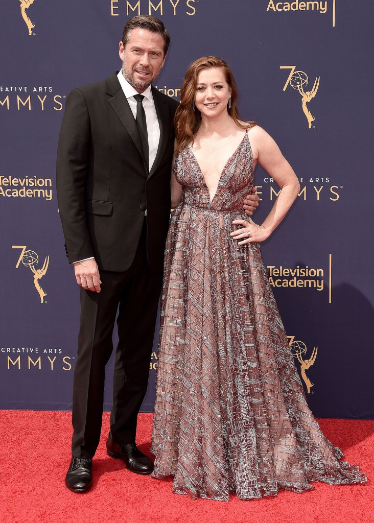 Alyson Hannigan Talks Challenges of Husband Alexis Denisof Working Away From Home: It's Like 'Part of My Heart Is Gone'