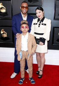 Anderson .Paak Jae Lin and Soul Rasheed Stars Who Brought Family Members to the Grammys 2020