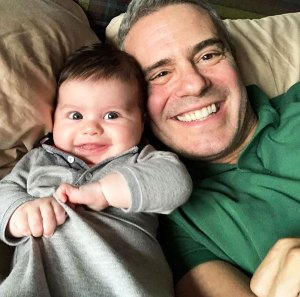 Andy Cohen Looks Just Like His Son Benjamin in Adorable Throwback Photos