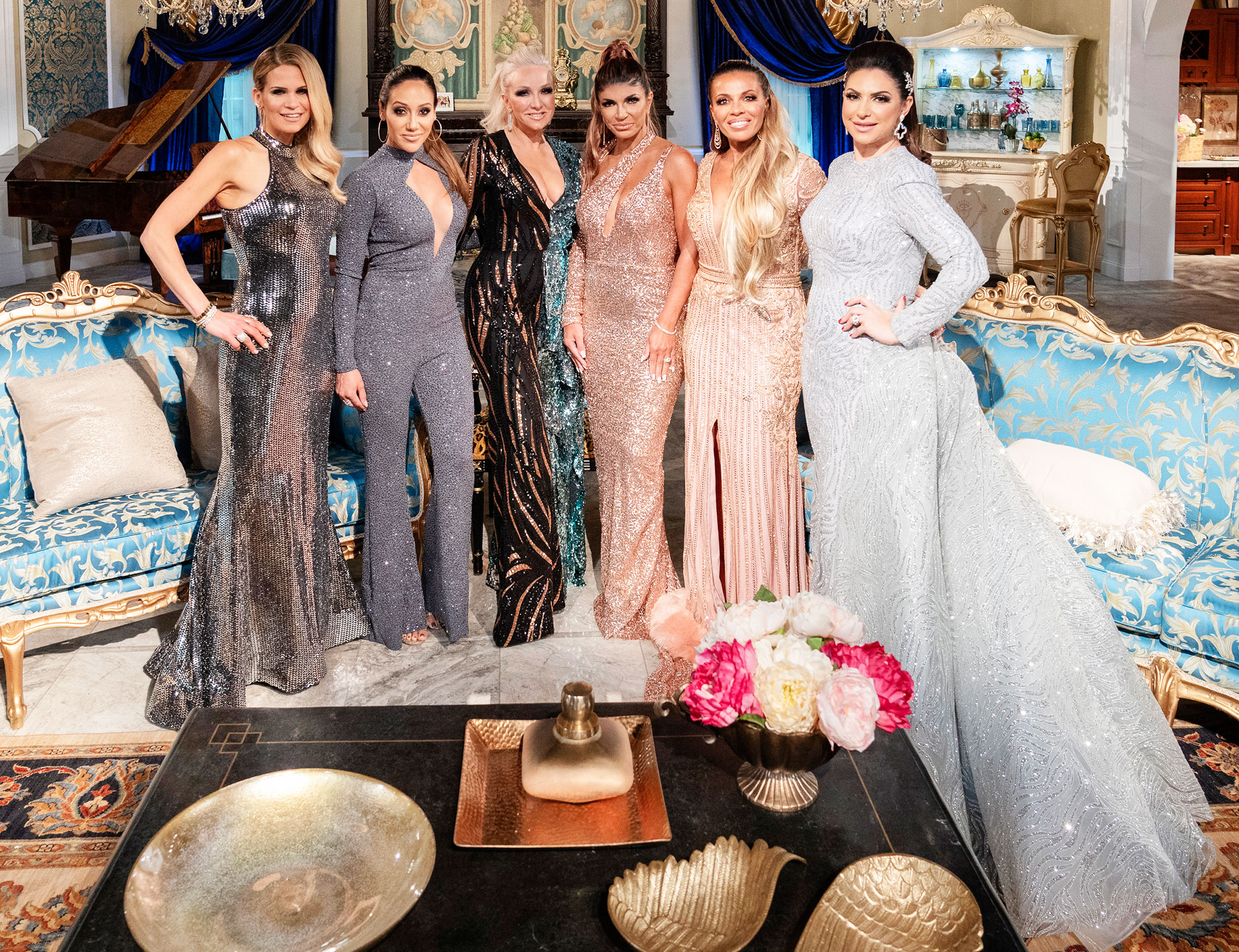 Andy Cohen Reveals the 'Real Housewives of New Jersey' Season 10 Reunion 'Delivered'