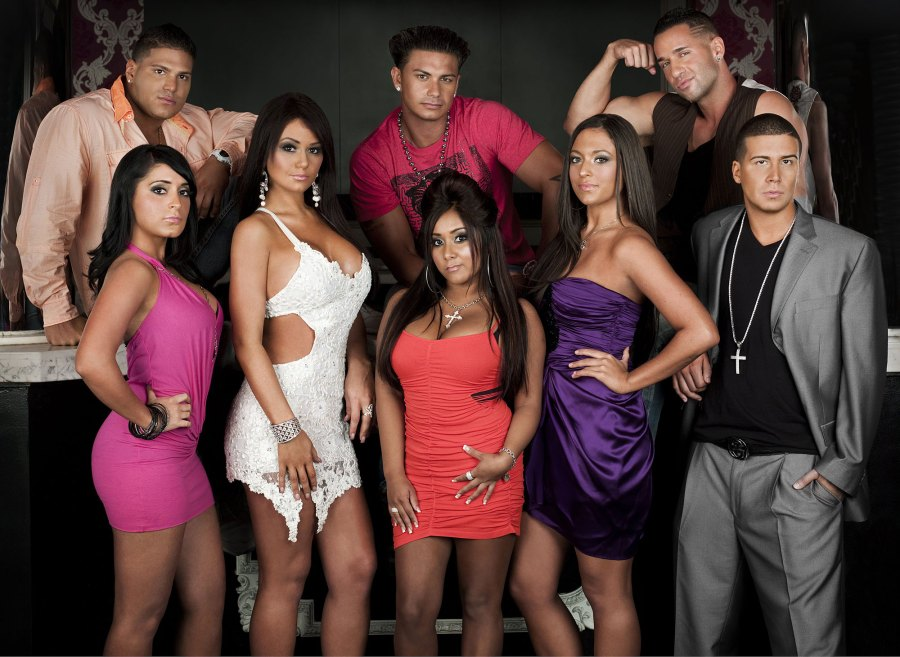 Angelina Pivarnick Hasn't Talked to Cast of Jersey Shore