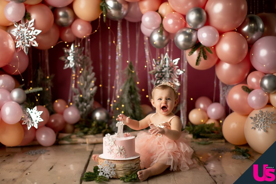 Ashley-Petta-and-Anthony-D'Amico-Celebrate-Daughter-Mila's-1st-Birthday