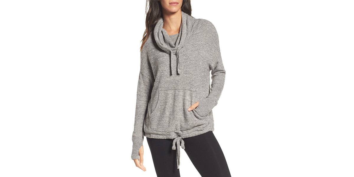 Our Favorite Cozy Brand Barefoot Dreams Just Dropped This Ultra-Comfy Hoodie