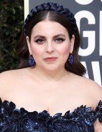Beanie Feldstein Best Hair and Makeup Golden Globes 2020