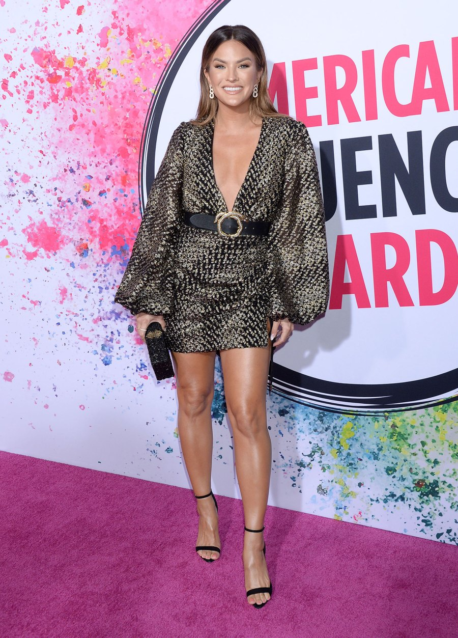 Becca Tilley American Influencer Awards