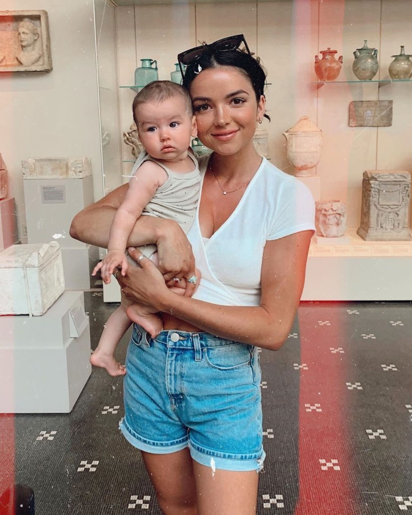 Bekah Martinez Shares Sweet Breast-Feeding Shot With 11-Month-Old Daughter Ruth
