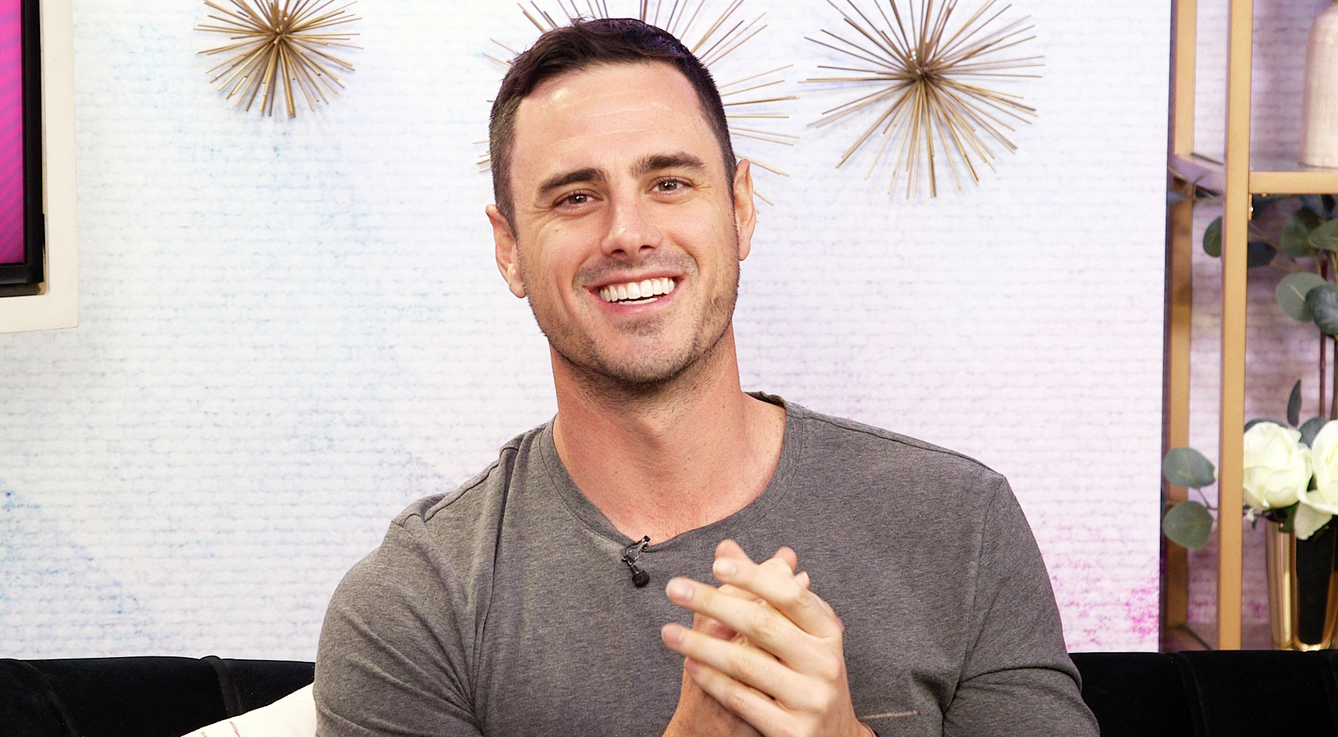 Ben Higgins Says He Is Definitely Getting Engaged to Girlfriend Jess Clarke in 2020