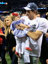 Best Balance Eli Manning's Best Quotes About Fatherhood