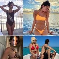 Best Celebrity Bikinis of 2020
