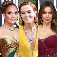 Best Hair and Makeup Golden Globes 2020
