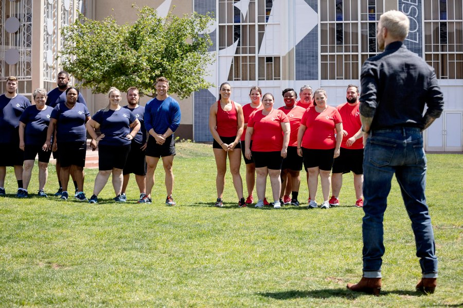 Biggest Loser Premiere Sends First Contestant Home Cast