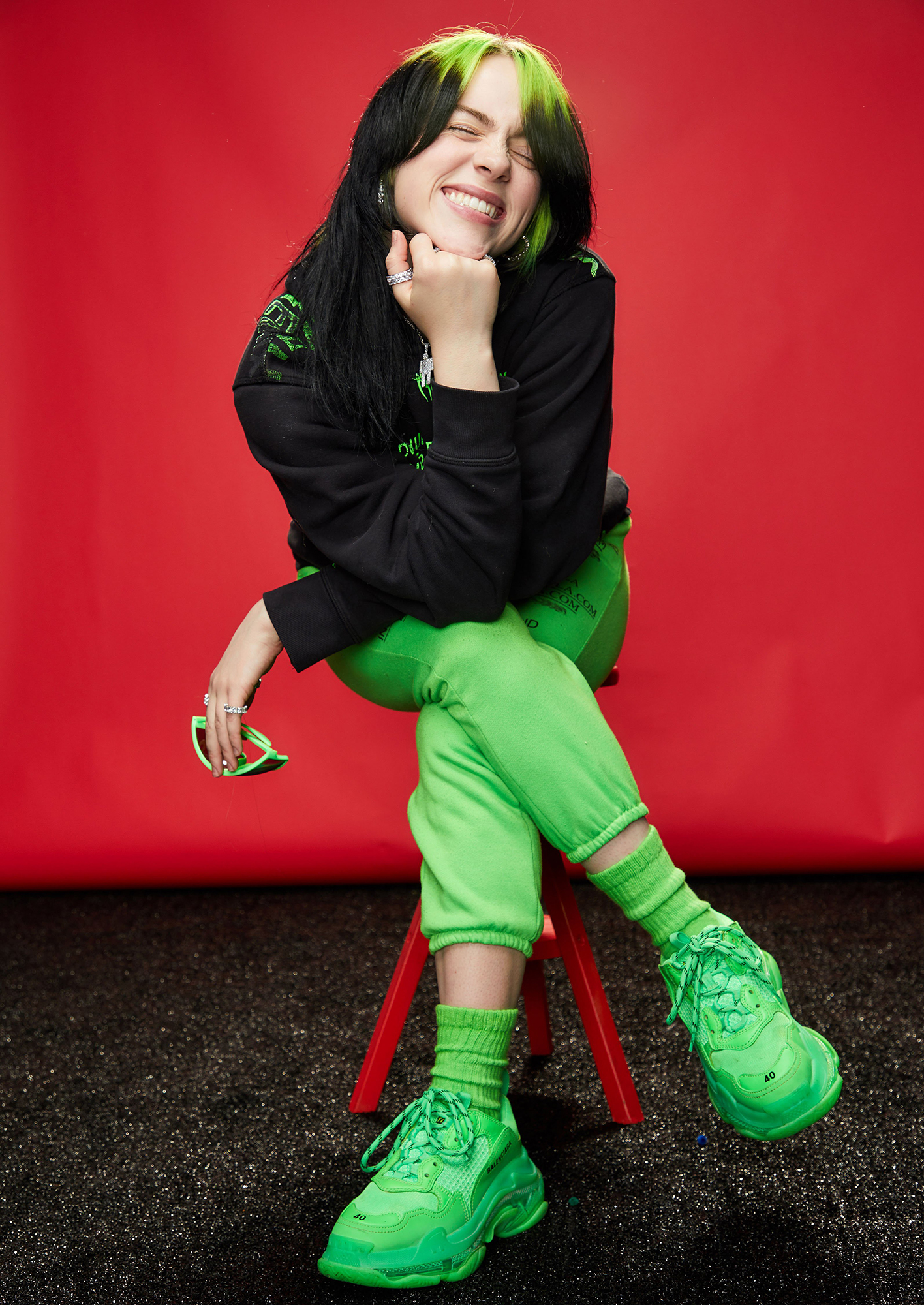 Billie Eilish Is 'in a Much Better Place' After Adjusting to Newfound Fame