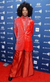 Billy Porter's Best Red Carpet Moments - 2019 GLAAD Media Awards