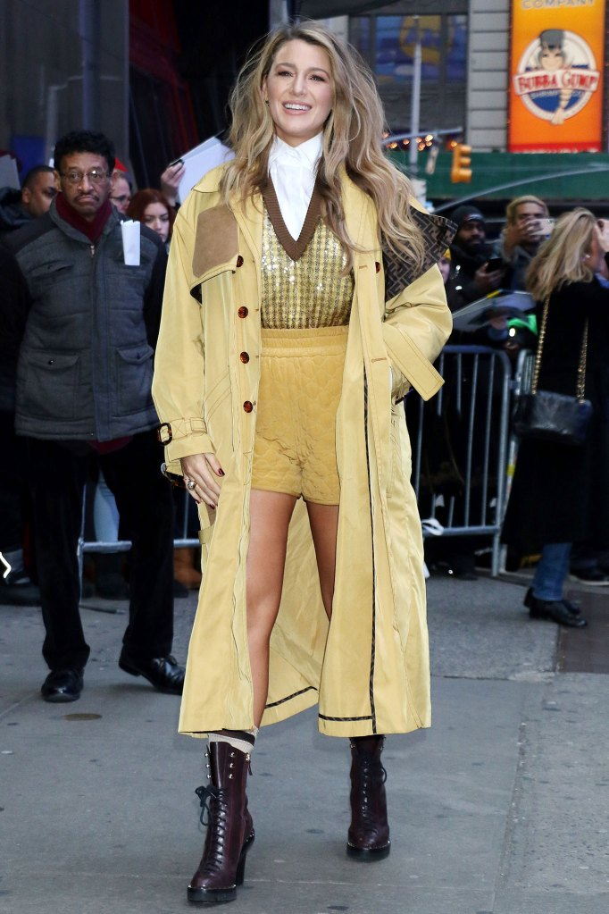 Blake Lively Severed Her Hand On Set Halted Filming The Rhythm Section