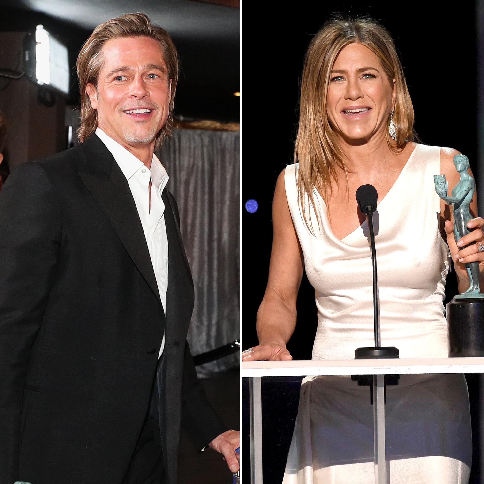 Brad-Pitt-'Immediately'-Left-Photo-Op-to-Watch-Ex-Jen-Aniston's-Speech