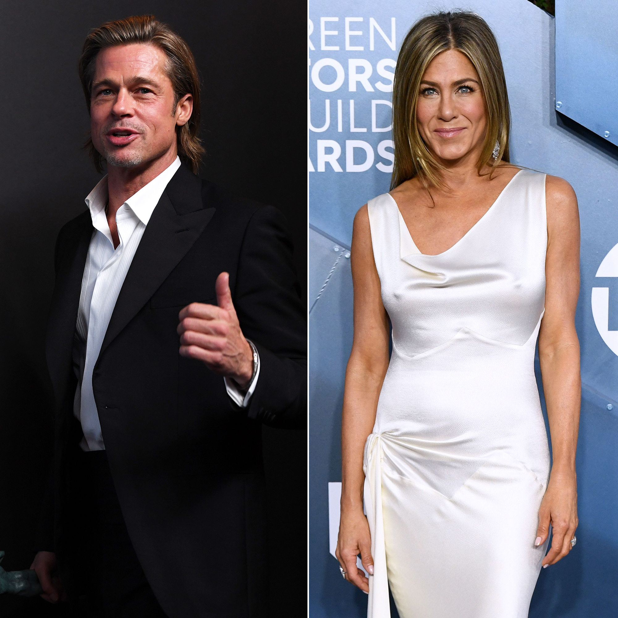 Brad Pitt and Jennifer Aniston 'Did Not Cross Paths' at SAG Awards 2020 Afterparty