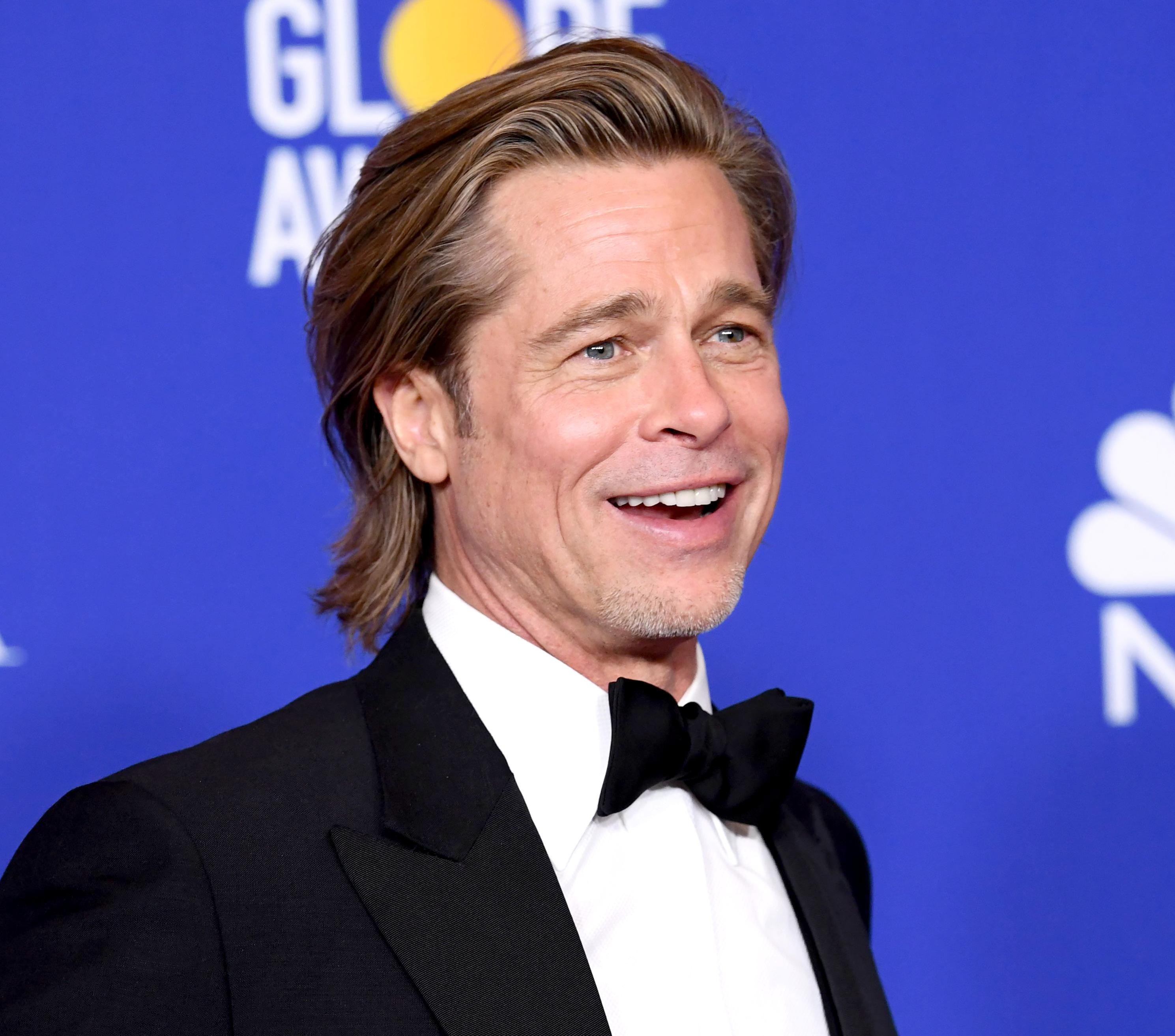 نتيجة بحث الصور عن Brad Pitt