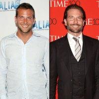 Bradley Cooper Through the Years