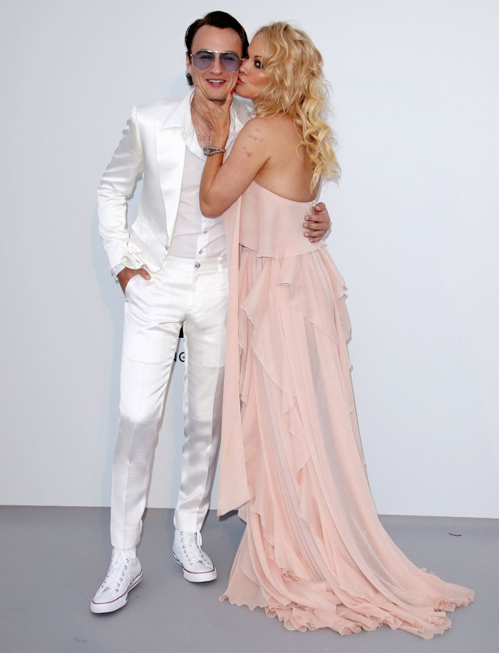 Brandon Thomas Lee Incredibly Happy About Pamerla Anderson Marriage