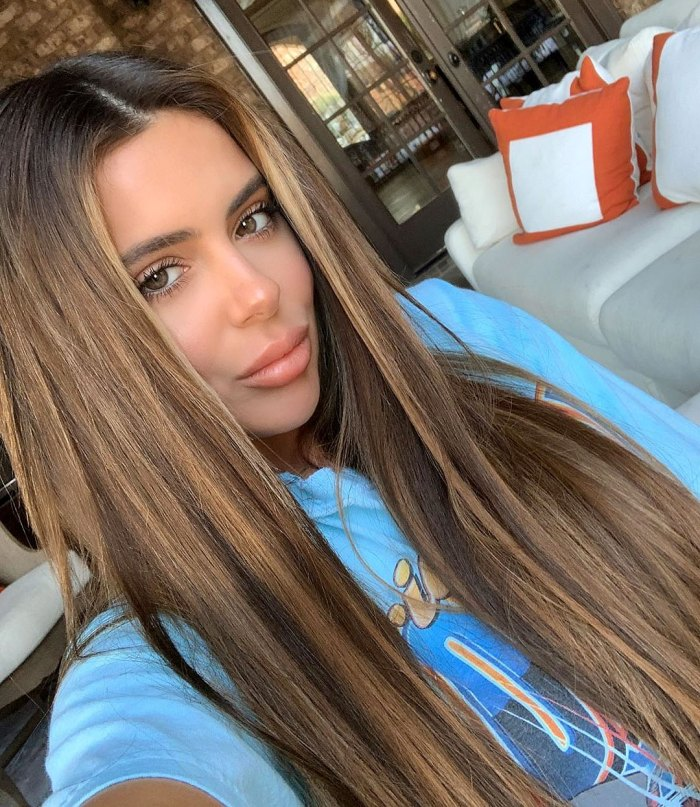 Brielle Biermann Feels Complete Different With Her New Hair Color