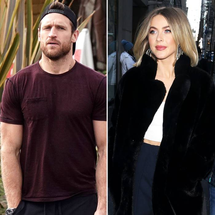 Brooks Laich Hasn't Fully Expressed His 'True Sexuality' With Julianne Hough