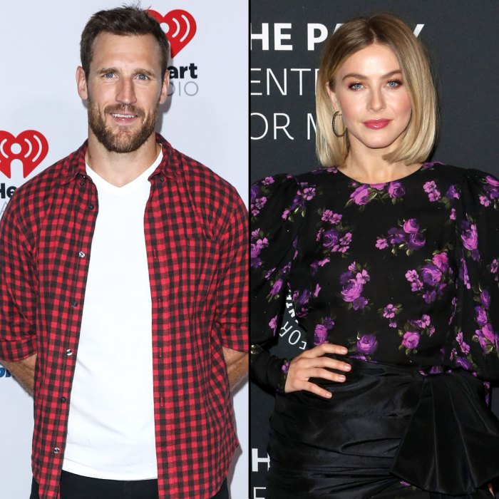 Brooks Laich Posts About New Stage After Julianne Hough Without Wedding Ring