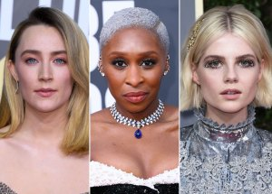 Golden Globes 2020 Best Brows