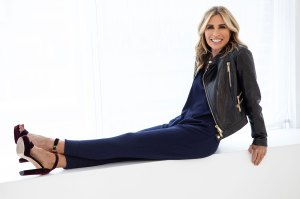Carole Radziwill on Loungewear