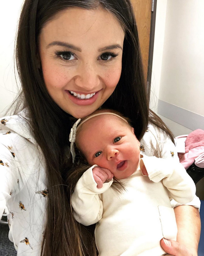 Catherine-Giudici-Shares-Sweet-Meaning-Behind-Newborn-Daughter-Mia's-Middle-Name-3