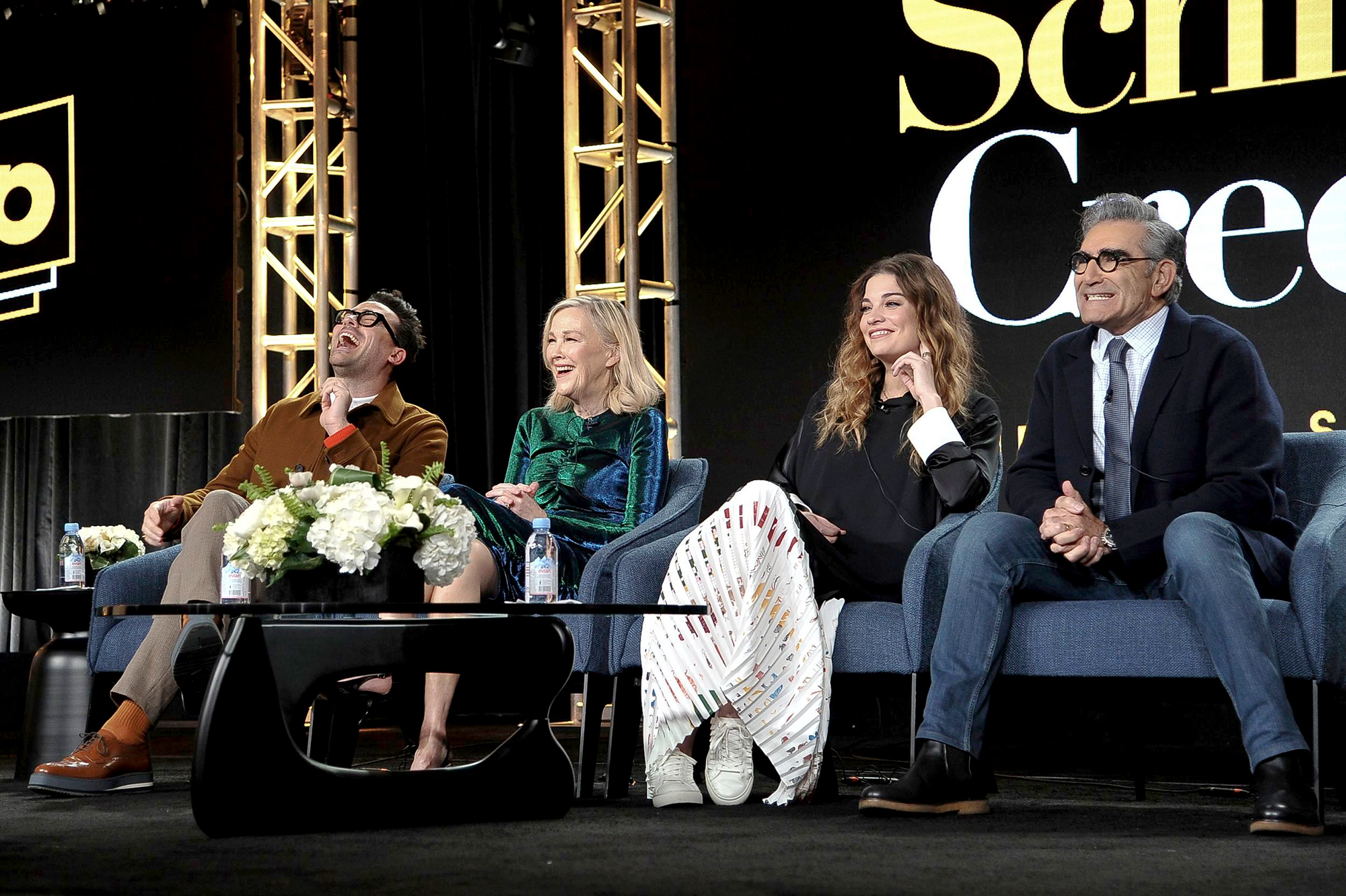 Catherine O'Hara Reflects on the Final Season of 'Schitt's Creek': 'They Really Wrapped Up Beautifully'