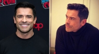 Mark Consuelos Hair Change