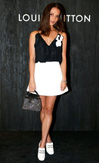 Celebs at Paris Fashion Week - Alicia Vikander