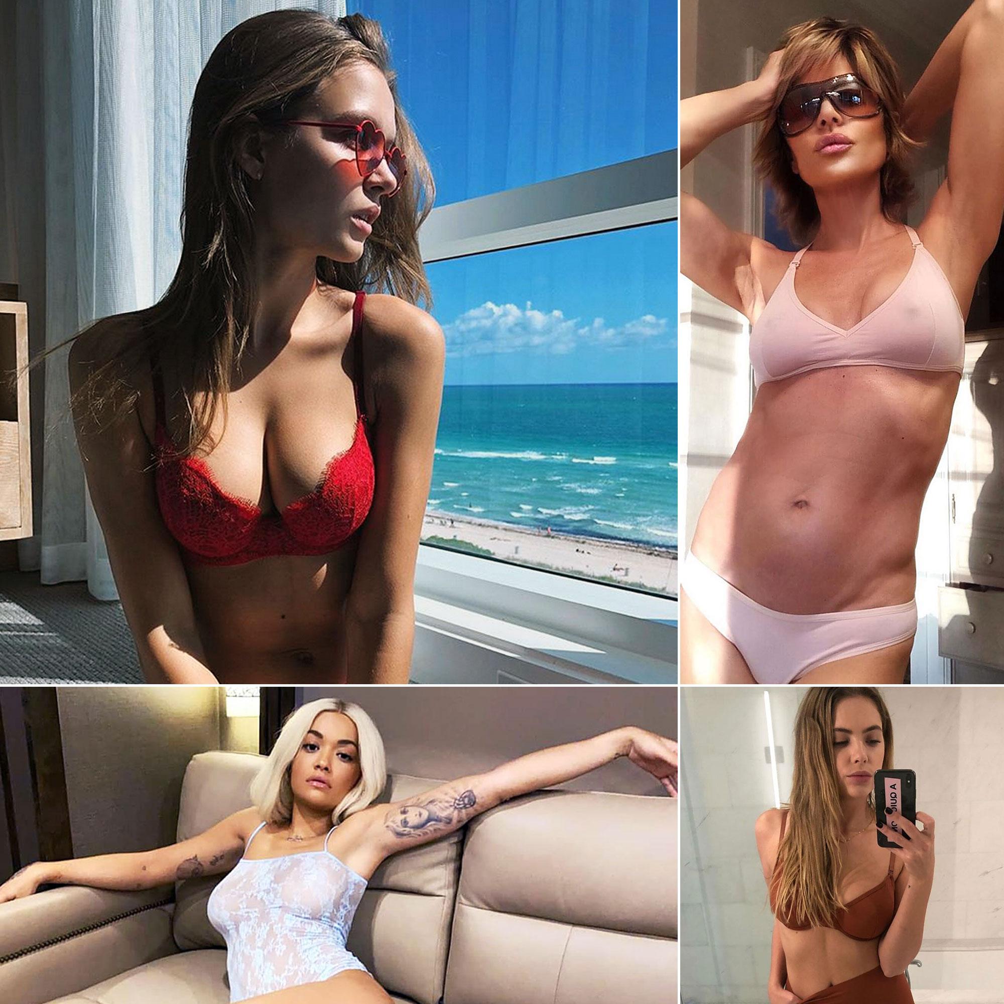 Celebrities Women Panties Images