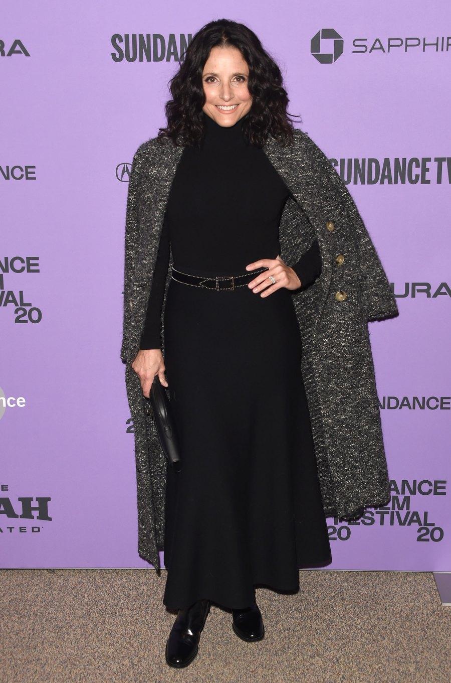 Celebs at Sundance Film Festival 2020 - Julia Louis-Dreyfus
