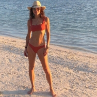 Celebs in Swimsuits 2020