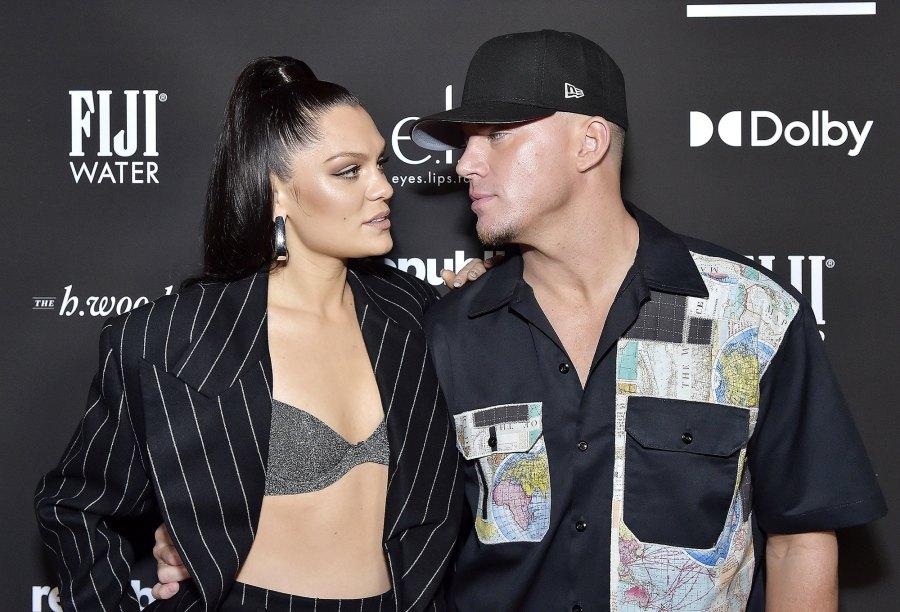 Channing Tatum, Jessie J Grammys 2020 After Party