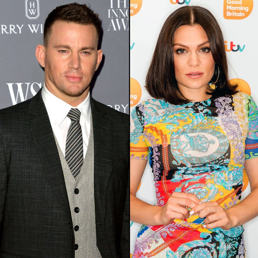 Channing Tatum Posts Cryptic Quote 1 Month After Jessie J Split