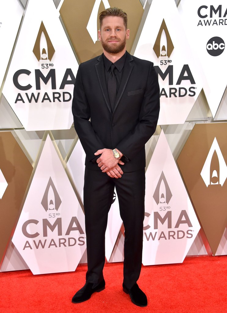 Chase Rice 53rd Annual CMA Awards Opens Up About Bad Breakup