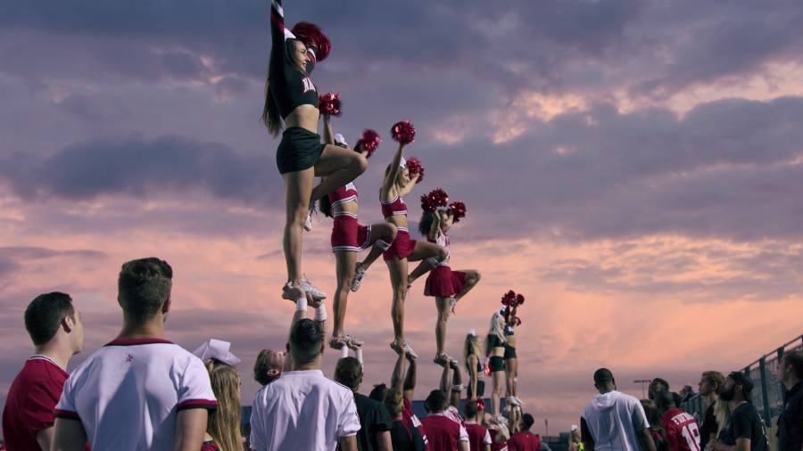 Cheer Netflix Season One