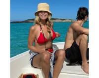 Christie Brinkley Bikini Instagram