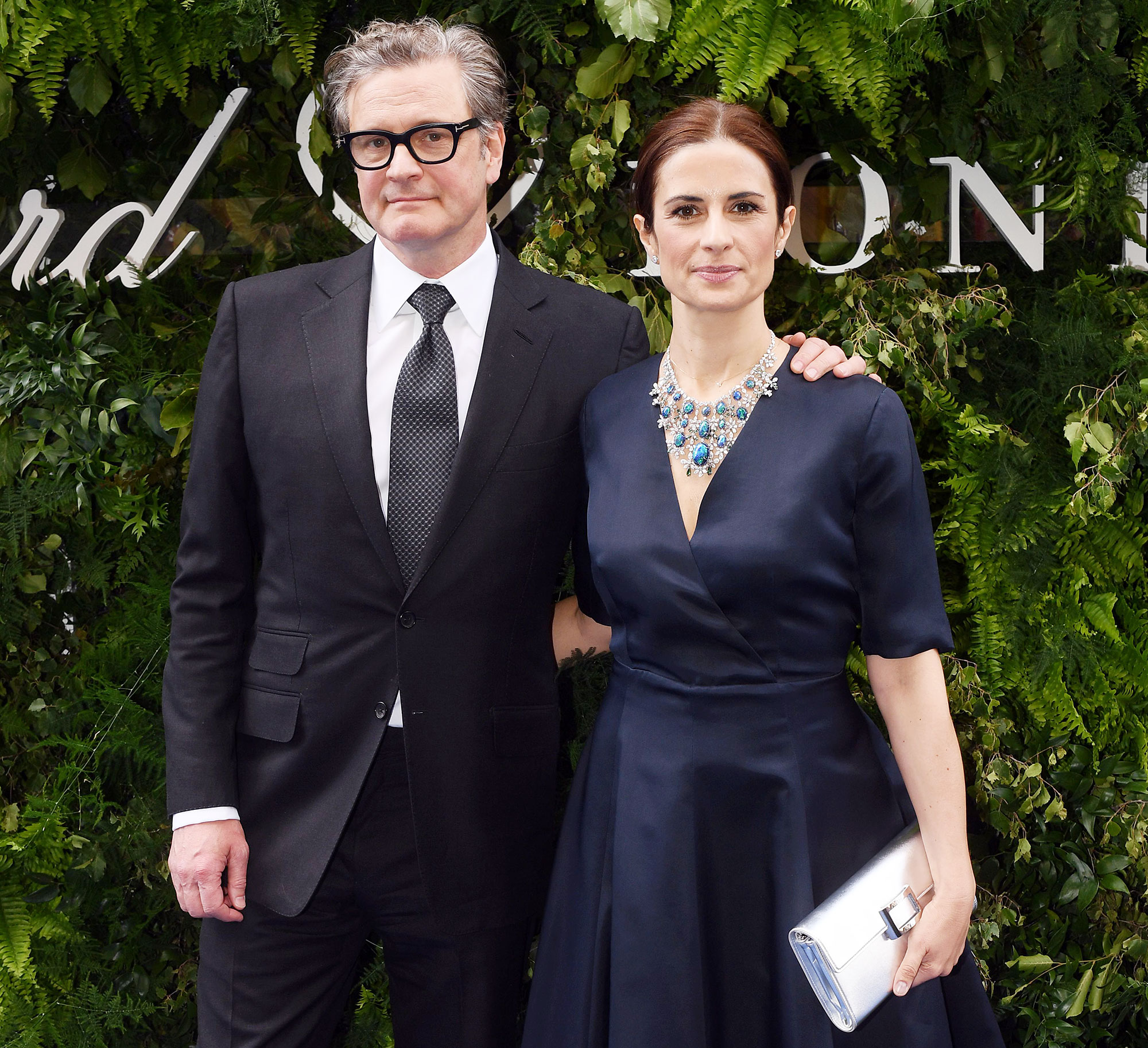 Colin and Livia Firth at Chopard Flagship Boutique Party Cohost Film Screening Less Than a Month After Split Announcement