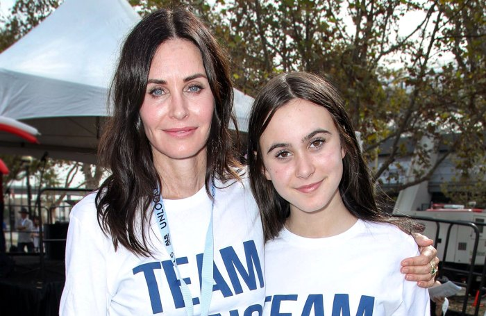 Courteney Cox and Daughter Coco, 15, Show Off Dance Skills in New Tik Tok Video