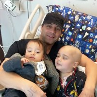 Criss Angel's Son Johnny Comes Home From Hospital After Chemotherapy
